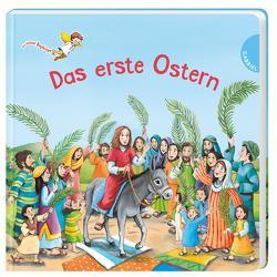 Dein kleiner Begleiter: Das erste Ostern von Janßen,  Rike, Polster,  Martin