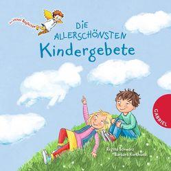 Dein kleiner Begleiter: Die allerschönsten Kindergebete von Korthues,  Barbara, Schwarz,  Regina