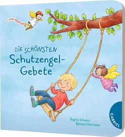 Dein kleiner Begleiter: Die schönsten Schutzengel-Gebete von Korthues,  Barbara, Schwarz,  Regina