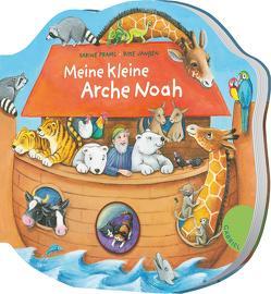 Dein kleiner Begleiter: Meine kleine Arche Noah von Janßen,  Rike, Praml,  Sabine