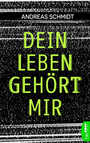Dein Leben gehört mir von Schmidt,  Andreas