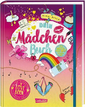 Dein Mädchen-Buch: Lovebook von Busch,  Nikki, Hahn,  Christiane