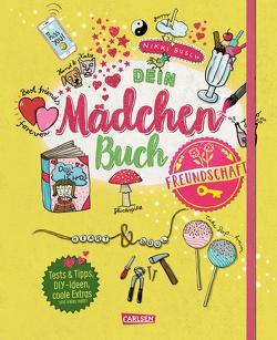 Dein Mädchenbuch: Freundschaft von Busch,  Nikki, Hahn,  Christiane