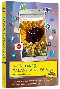 Dein Samsung Galaxy S6 Einfach alles können von Immler,  Christian