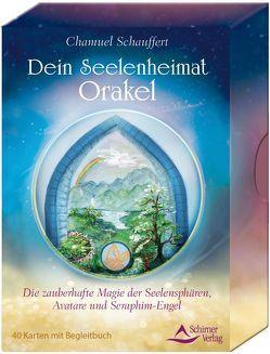 Dein Seelenheimat-Orakel von Schauffert,  Chamuel