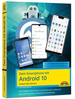 Dein Smartphone mit Android 10 von Immler,  Christian
