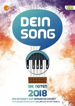 Dein Song 2018 von Franz,  Ellya, Hering,  Nico, Wiesen,  Daniel