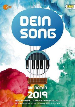 Dein Song 2019 von Franz,  Ellya, Hering,  Nico