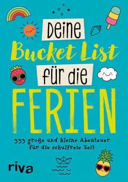 Deine Bucket List für die Ferien von Riva Verlag