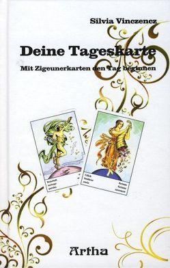Deine Tageskarte von Vinczencz,  Silvia