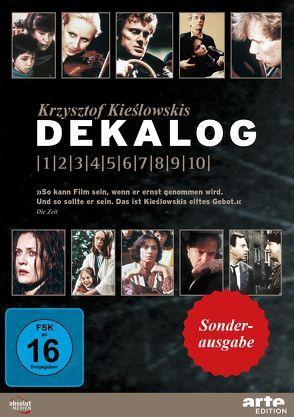DEKALOG von Kieslowski,  Krzysztof