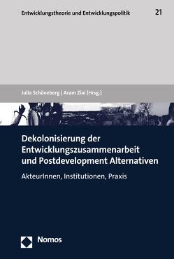 Dekolonisierung der Entwicklungszusammenarbeit und Postdevelopment Alternativen von Schöneberg,  Julia, Ziai,  Aram