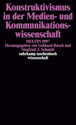 DELFIN von Rusch,  Gebhard, Schmidt,  Siegfried J.