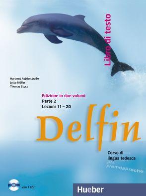 Delfin Parte 2 von Aufderstraße,  Hartmut, Digilio,  Maria Rita, Gemperle,  Katharina Maria, Müller,  Jutta, Storz,  Thomas