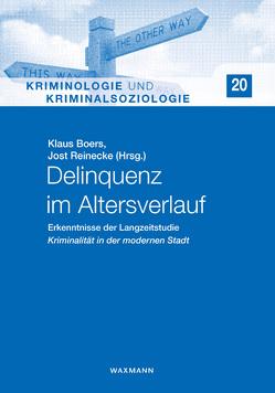 Delinquenz im Altersverlauf von Boers,  Klaus, Reinecke,  Jost
