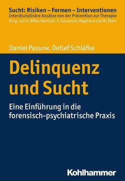 Delinquenz und Sucht von Bilke-Hentsch,  Oliver, Gouzoulis-Mayfrank,  Euphrosyne, Klein,  Michael, Passow,  Daniel, Schläfke,  Detlef