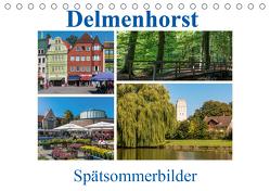 Delmenhorst Spätsommerbilder (Tischkalender 2020 DIN A5 quer) von Pietzonka,  Siegfried
