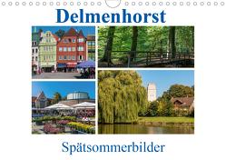 Delmenhorst Spätsommerbilder (Wandkalender 2020 DIN A4 quer) von Pietzonka,  Siegfried
