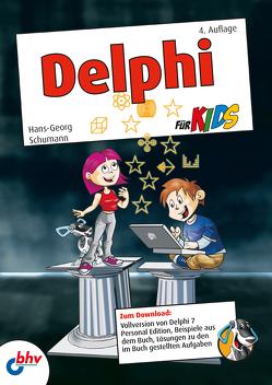 Delphi für Kids von Schumann,  Hans-Georg