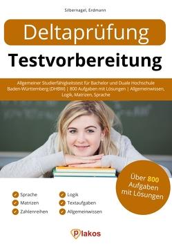 Deltaprüfung Testvorbereitung von Erdmann,  Waldemar, Silbernagel,  Philipp