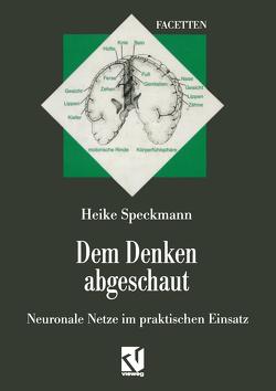 Dem Denken abgeschaut von Speckmann,  Heike
