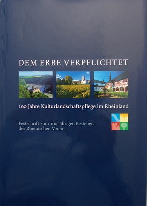 Dem Erbe verpflichtet von Wiemer,  Karl P