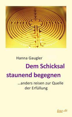 Dem Schicksal staunend begegnen von Gaugler,  Hanna