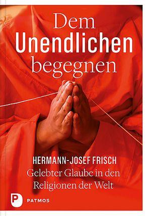 Dem Unendlichen begegnen von Frisch,  Hermann-Josef