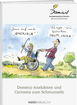 Demenz-Anekdoten und Cartoons zum Schmunzeln von Studer,  Edgar