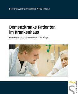 Demenzkranke Patienten im Krankenhaus von Stiftung Wohlfahrtspflege NRW