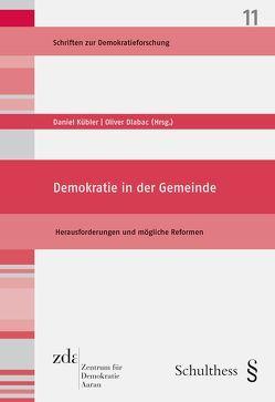 Demokratie in der Gemeinde von Dlabac,  Oliver, Kübler,  Daniel