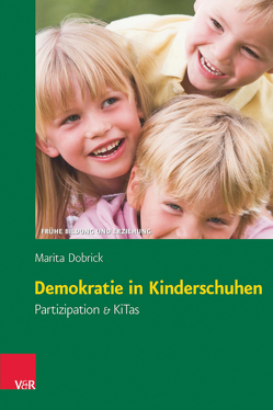 Demokratie in Kinderschuhen von Dobrick,  Marita, Krenz,  Armin