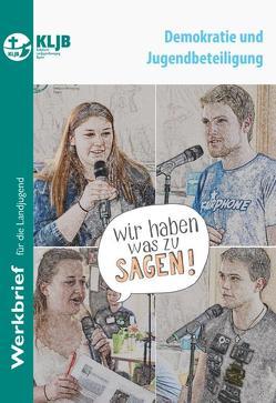 Demokratie und Jugendbeteiligung von Deutinger,  Andreas, Kurz,  Maria, Kurz,  Oliver, Tammena,  Heiko