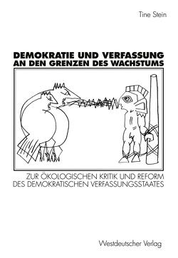 Demokratie und Verfassung an den Grenzen des Wachstums von Steinhoff,  Christine