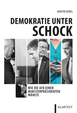 Demokratie unter Schock von Debes,  Martin