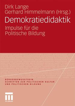 Demokratiedidaktik von Himmelmann,  Gerhard, Lange,  Dirk