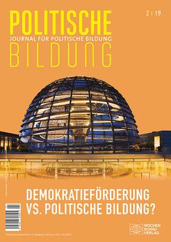 Demokratieförderung vs. Politische Bildung? von Hafeneger,  Benno, Waldmann,  Klaus, Widmaier,  Benedikt