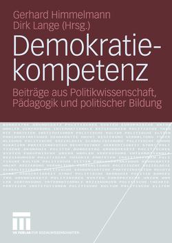 Demokratiekompetenz von Himmelmann,  Gerhard, Lange,  Dirk