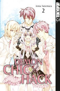 Demon Chic x Hack 02 von Tanemura,  Arina