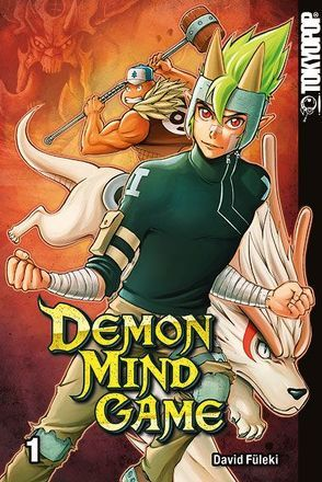 Demon Mind Game 01 von Füleki,  David