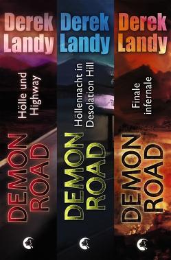 Demon Road – Die komplette Trilogie von Höfker,  Ursula, Landy,  Derek
