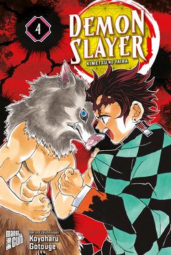 Demon Slayer 4 von Gotouge,  Koyoharu, Höfler,  Burkhard