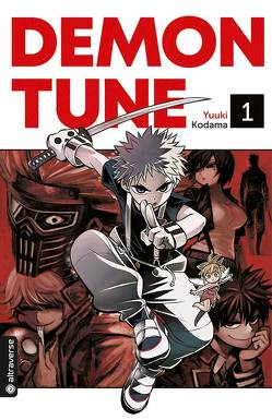 Demon Tune 01 von Kodama,  Yuuki