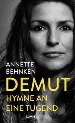 Demut von Behnken,  Annette