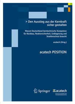 Den Ausstieg sicher gestalten von Umbach,  Eberhard