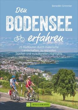 Den Bodensee erfahren von Grimmler,  Benedikt