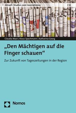 """""""Den Eliten auf die Finger klopfen"""" von Mast,  Claudia, Spachmann,  Klaus"""