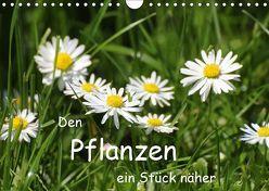 Den Pflanzen ein Stück näher (Wandkalender 2019 DIN A4 quer) von Zajac,  Manfred