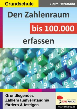 Den Zahlenraum bis 100.000 erfassen von Hartmann,  Petra