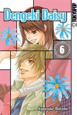 Dengeki Daisy 06 von Motomi,  Kyosuke